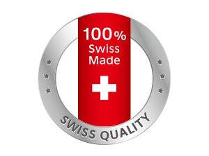 100% 瑞士製造,通過歐盟化妝品嚴格把關,符合 Swiss Quality 高質量標準