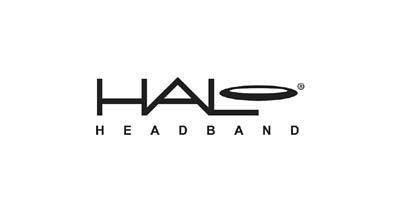 halo headband logo