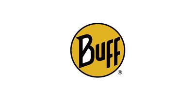 Buff original headwear logo