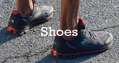on running shoes 專業跑鞋