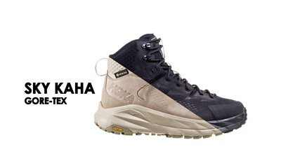 hoka one one,sky kaha,kaha gore-tex,防水行山鞋,登山鞋