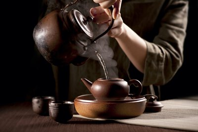 陶壺,泡茶,茗窖茶莊