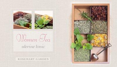 迷迭香花園女人茶