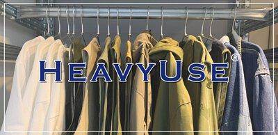 HeavyUse select shop代理及經銷日本品牌