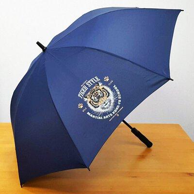 熱轉印現成傘印刷高爾夫球傘
