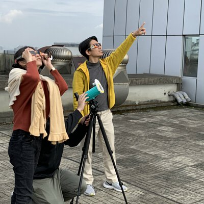 美國 Lunt Solar Eclipse Glasses 日食觀測專用安全防護眼鏡