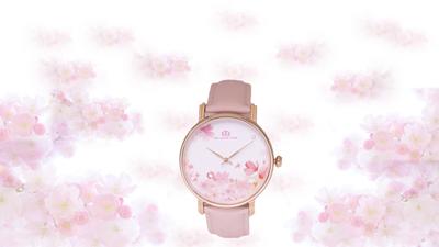 #櫻花錶 #時尚腕錶 #bernardothad #spain #sakura #flowerwatch