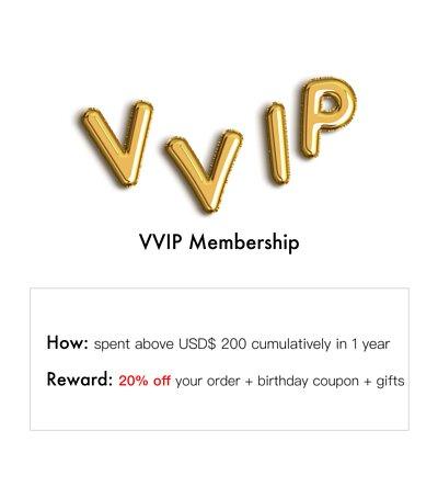 VVIP membership