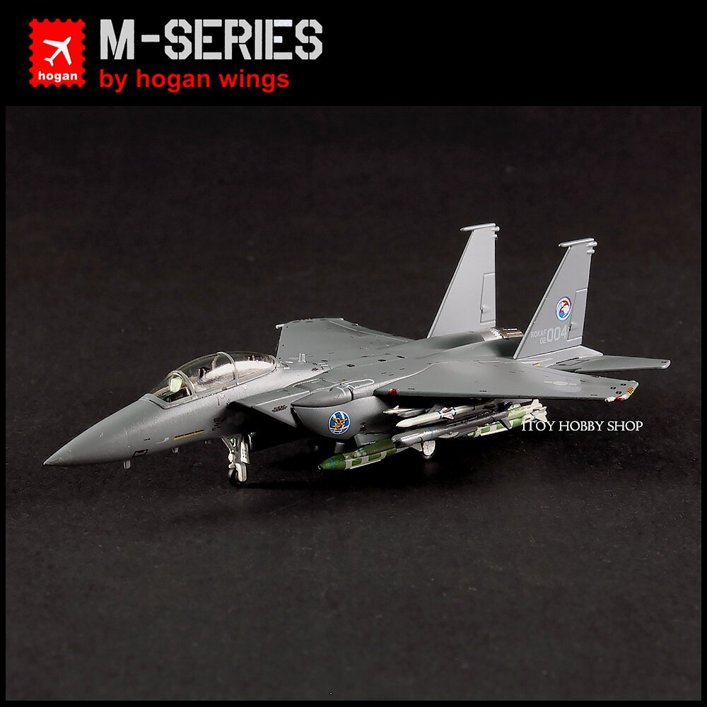 Hogan Wings 7914 R O K Air Force F-15K 122nd FS 11th FW Serial No.: 02-2004