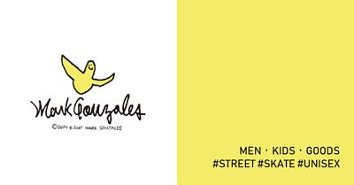 MARK GOZALES,STREET,SKATE,街頭,滑板,男裝,童裝,配件