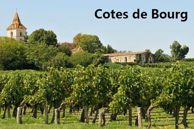 COTES-DE-Bourg