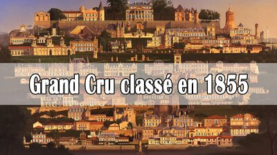 The 1855 Bordeaux classification