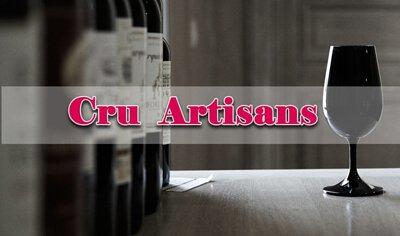 Cru Artisan 匠人酒莊 wine couple 醇酒伴侶