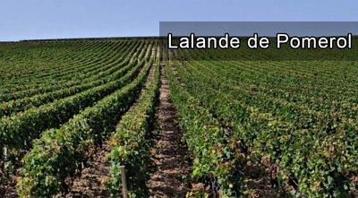 Lalande de Pomerol, 拉朗德-波美侯