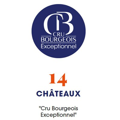 Cru Bourgeois Exceptionne