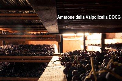 Amarone della Valpolicella DOCG, 阿瑪羅尼, 風乾葡萄, Veneto, Appassimento, 濃郁, 高酒精度, 瓦波利切拉