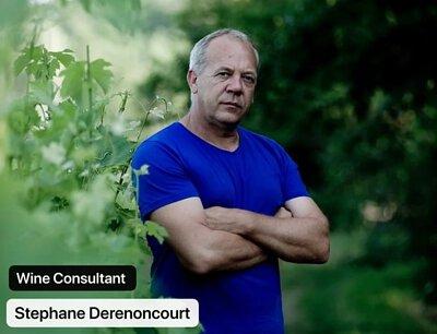 Stephane Derenoncourt|斯蒂芬·德農古|Wine Couple 醇酒伴侶