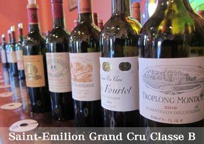Saint-Emilion Grand Cru Classe B