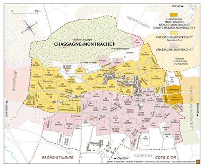 Chassagne-Montrachet 夏山-蒙哈榭