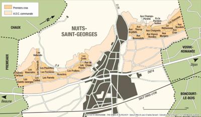 Nuits-Saint-Georges 夜聖喬治