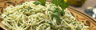 蒜香橄欖油意粉
