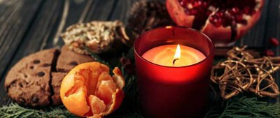 橄欖油香氛蠟燭