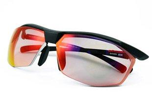 最被肯定的單車運動眼鏡ZeroRH+日本原廠提供最新客製有度數運動光學鏡片,可依個人喜愛選擇「各色深淺水銀鍍膜」,讓鏡片不只擁有高清晰,變色,防潑水功能,可依個人度數選擇「近視/漸進多焦點」;搭配多樣化淺水銀鏡面顏色,有效降低反光