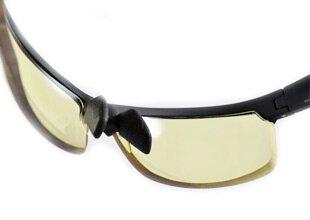 鏡片可隨紫外線強弱,改變鏡片顏色深淺,在黑暗中夜騎專用鏡片能夠提供配戴者更清晰明亮的視線,在白天時可配合光線強弱提供良好的遮光效果,能夠應用於不同場合中做使用。