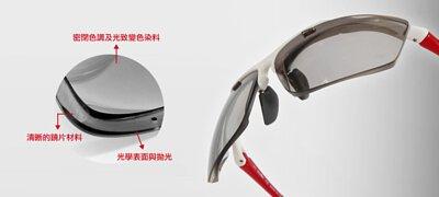 品質最優良、專屬客製服務與產品  除了能夠客製化各種款式鏡框的運動防爆鏡片,還有獨特創新的極致薄層鍍膜技術,提供客戶最舒適合宜的ZeroRH+有度數運動防爆鏡片。