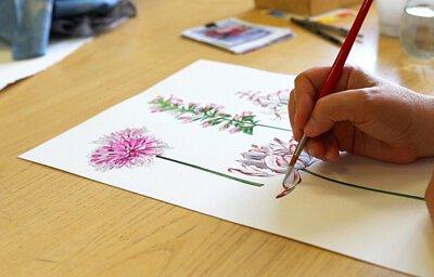 搶眼花卉藝術,打造全新視覺呈現,運用的花卉和綠葉當作設計素材,十分具有視覺效果。透過彩繪色彩元素,呈現了每個女孩各自獨有的心靈面貌!透過ZeroRH+讓想像變成可能,讓美麗的花朵在車衣上綻放,展現最美的一刻