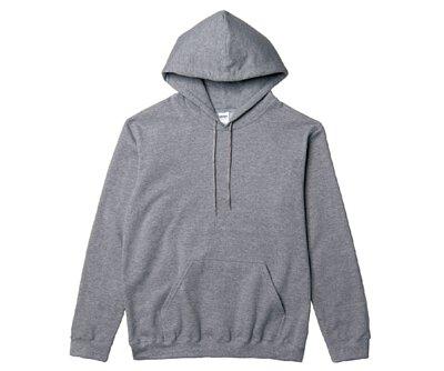 GILDAN 88500 – 8.4oz 運動灰色棉質亞規加絨連帽T