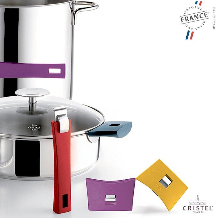 🇫🇷法國Cristel - 鍋具雙手柄- PLXX/PLXXX