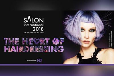 英國年度最大美髮行業專業展覽會