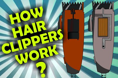 理髮師必須了解的知識 1. – 電剪運作原理