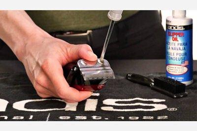 正確地照顧你的 大電剪、小電剪與零距離電剪( 刮鬍刀 ) - 適用於所有品牌