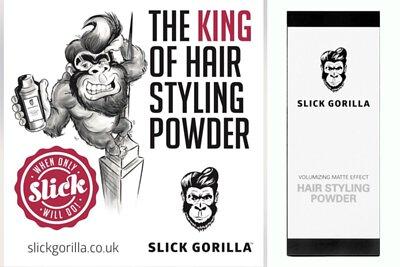 猩猩粉,Slick Gorilla,塑型粉,猩猩粉介紹,塑型粉介紹,Slick Gorilla 介紹