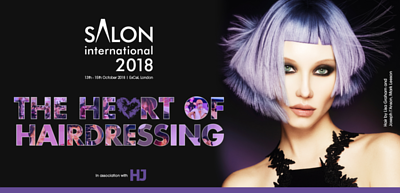 """3大不能錯過英國年度最大美髮行業專業展覽會 沙龍國際的理由! """"Salon International"""""""