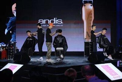 『OT理髮資訊』第十三届亞洲髮型師節  安帝斯中國 ANDIS China 首秀之旅/躁动魔都