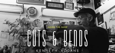『 男仕理髮文化 』奧克蘭手藝文化維護者—理髮師 Kenneth Hogans 與他的理髮廳 Cuts & Bends