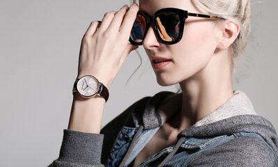 Ally Denovo瑞士血統美型腕表
