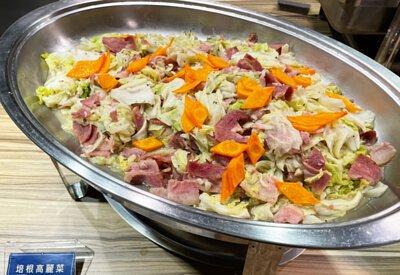 培根高麗菜(葷食)