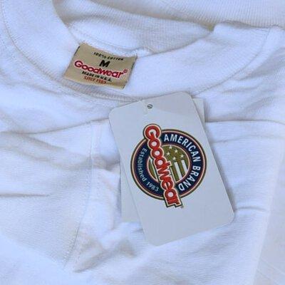 Goodwear素T品牌,從原料到衣服製成及包裝,皆由美國製造