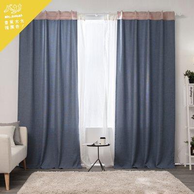 拉鍊窗簾- 透光窗簾 ❘ 睡美人的禮服(玩色)