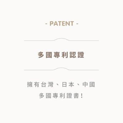 台灣、日本、中國專利認證