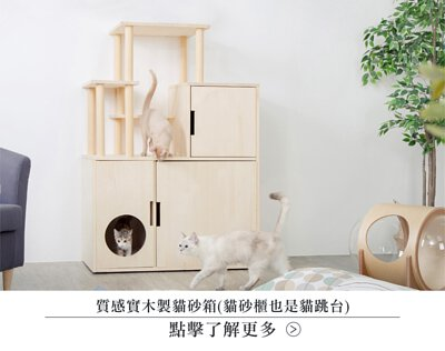 貓砂箱,木製貓砂箱,貓砂櫃,貓跳台,貓用品