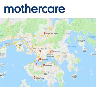 mother care bebble store location