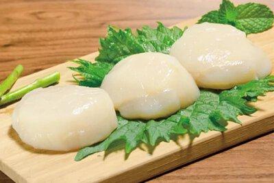 海鮮食材、干貝