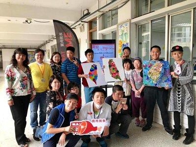 買肉找我前進日本啟智學校與Satoly合作公益活動,明年將在東京奧運展出