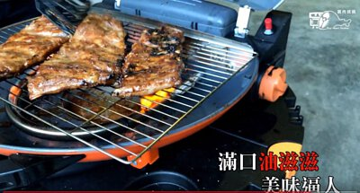 霸氣美式BBQ伊比利豬肋條