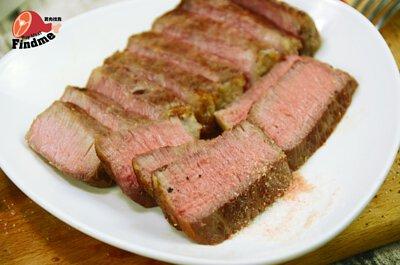 【買肉小當家】零失誤料理!嫩角尖沙朗牛排先烤後煎!